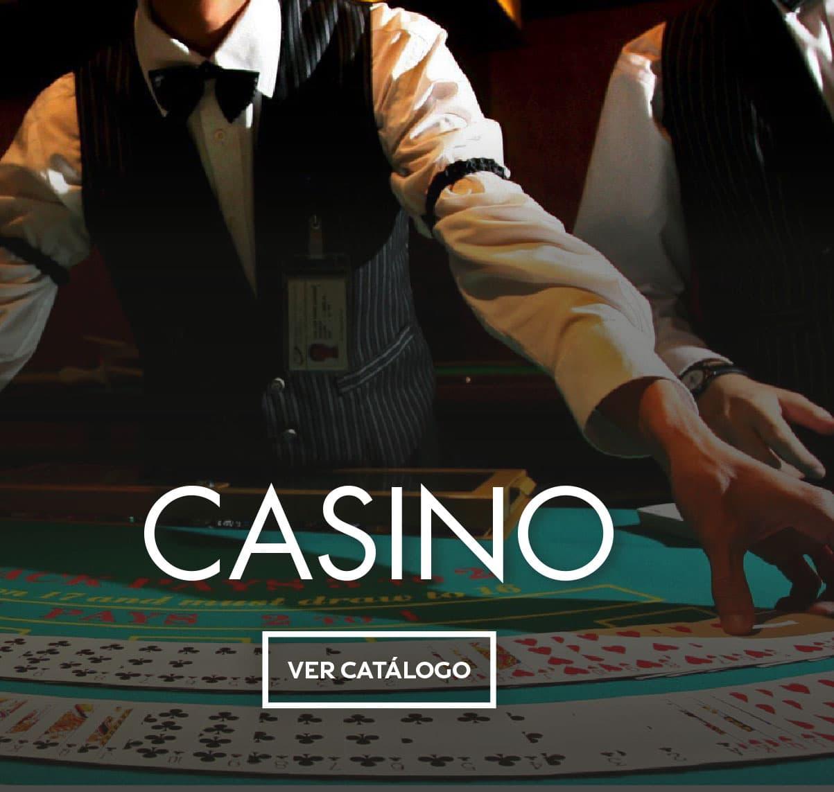 uniformes casino