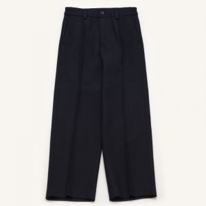 Pantalón uniforme largo marino