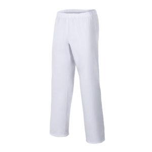 Pantalón sanitario blanco básico