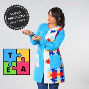 Uniforme para profesores con estampado TEA 5987