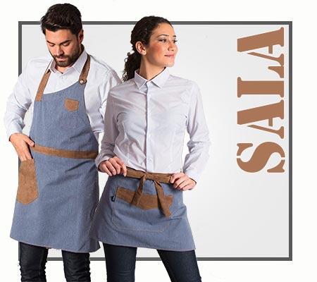 uniformes de camareros hostelería sevilla